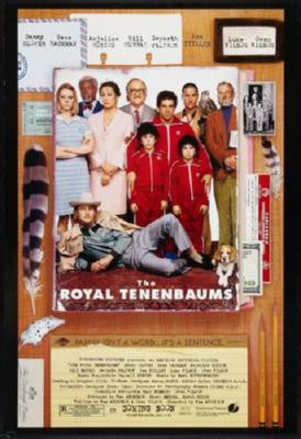 Royal Tenenbaums The Poster 24inx36in - Fame Collectibles