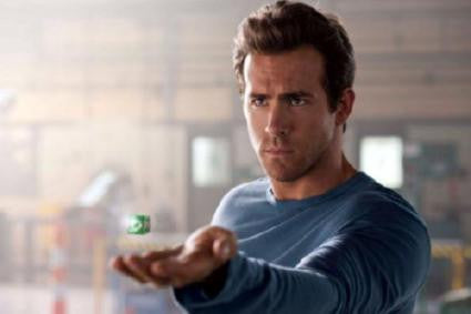 Ryan Reynolds Poster 24in x 36in - Fame Collectibles