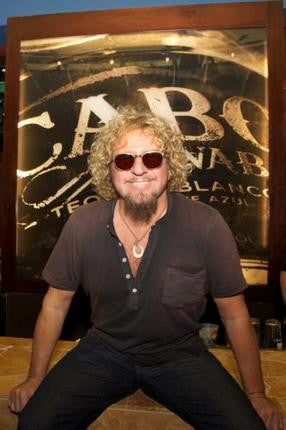 Sammy Hagar Cabo Wabo 8x10 photo - Fame Collectibles