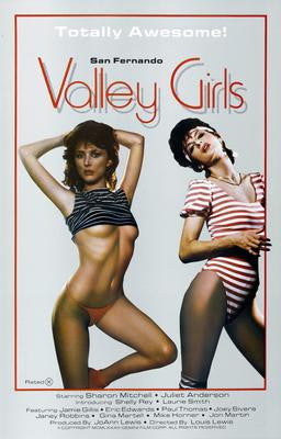 San Fernando Valley Girls Movie Poster 24x36 - Fame Collectibles
