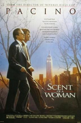 Scent Of A Woman Movie Poster 24x36 - Fame Collectibles