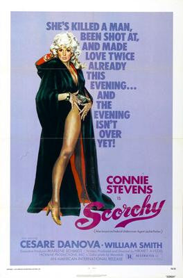 Scorchy Movie Poster 24x36 - Fame Collectibles