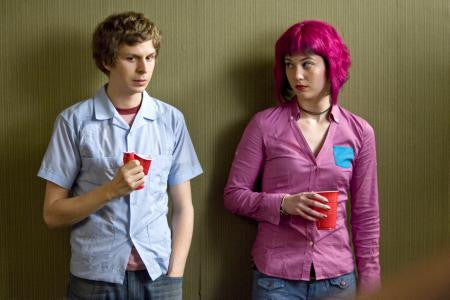 Scott Pilgrim Poster 24x36 - Fame Collectibles