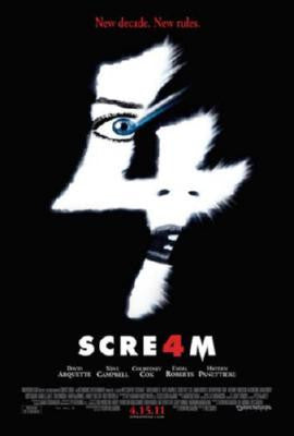 Scream 4 Poster 24inx36in - Fame Collectibles