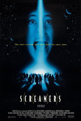 Screamers Movie Poster 24x36 - Fame Collectibles
