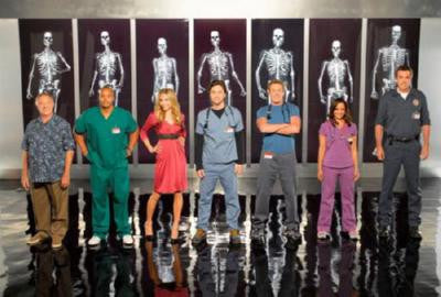 Scrubs Poster #02 Xrays 24inx36in - Fame Collectibles