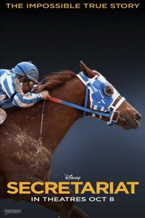 Secretariat Movie Poster 24x36 - Fame Collectibles