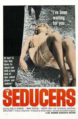 Seducers Movie Poster 24x36 - Fame Collectibles