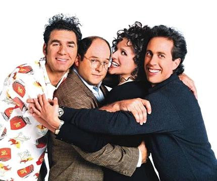 Seinfeld Poster 24x36 - Fame Collectibles
