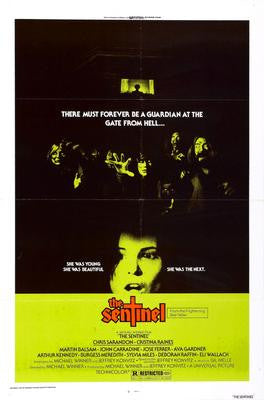 Sentinel Movie Poster 24x36 - Fame Collectibles
