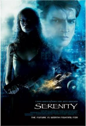 Serenity Movie Poster 24x36 - Fame Collectibles