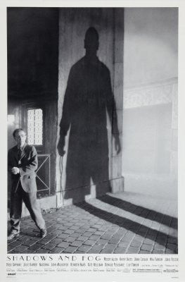 Shadows And Fog Movie Poster 24x36 - Fame Collectibles