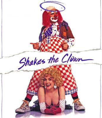 Shakes The Clown Movie Poster 24x36 - Fame Collectibles