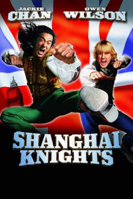 Shanghai Knights Movie Poster 24x36 - Fame Collectibles