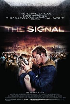 Signal Movie Poster 24x36 - Fame Collectibles