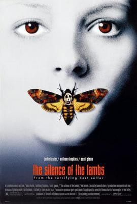 Silence Of The Lambs Movie Poster 24x36 - Fame Collectibles