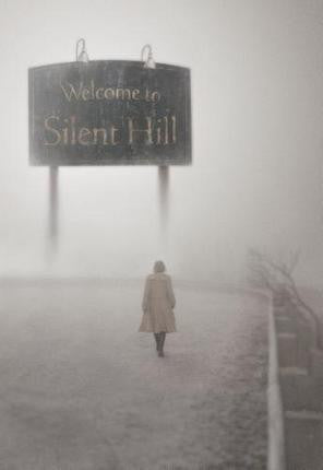 Silent Hill Movie Poster Mist/Ash 24x36 - Fame Collectibles
