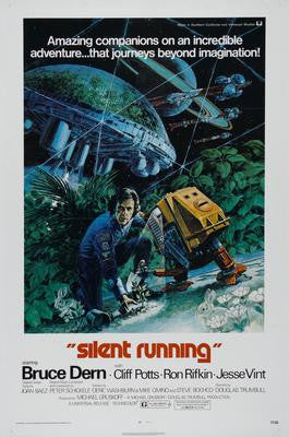 Silent Running Movie Poster 24x36 - Fame Collectibles