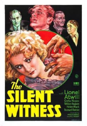 Silent Witness Movie Poster 24in x 36in - Fame Collectibles