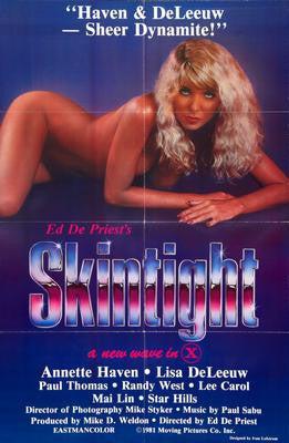Skintight Movie Poster 24x36 - Fame Collectibles