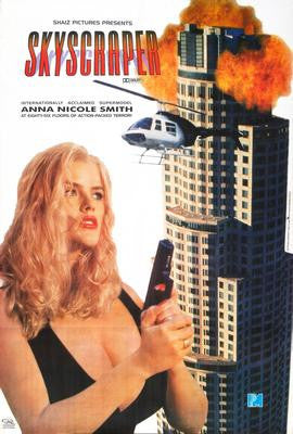 Skyscraper Movie Poster 24x36 - Fame Collectibles