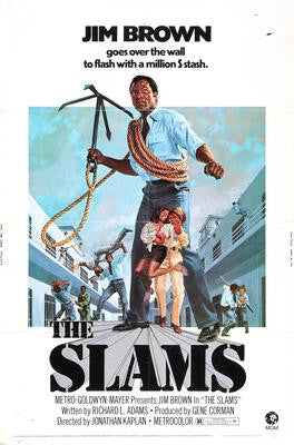 Slams The Movie Poster 24x36 - Fame Collectibles