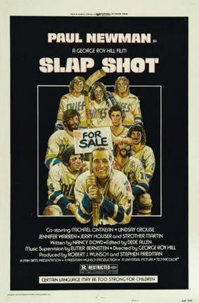 Slapshot Movie Poster 24x36 - Fame Collectibles