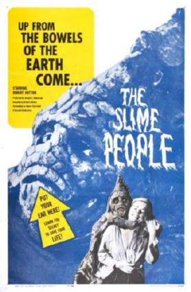 Slime People The Movie Poster 24in x 36in - Fame Collectibles