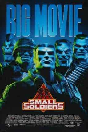 Small Soldiers Movie Poster 24in x 36in - Fame Collectibles