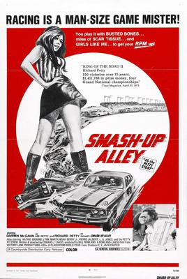 Smash Up Alley Movie Poster 24x36 - Fame Collectibles