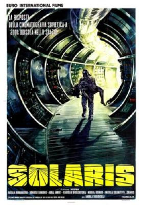 Solaris 1972 Poster Italian 24inx36in - Fame Collectibles