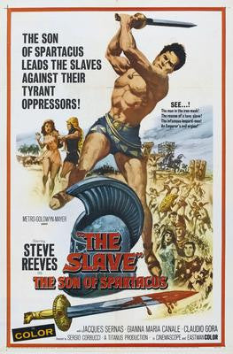 Son Of Spartacus Movie Poster 24x36 - Fame Collectibles