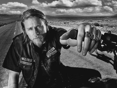 Sons Of Anarchy Mouse Pad Mousepad Mouse mat - Fame Collectibles