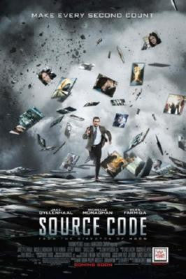 Source Code Poster #02 24inx36in - Fame Collectibles