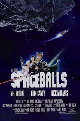 Spaceballs Movie Poster 24x36 - Fame Collectibles