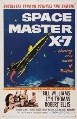 Spacemaster X7 Poster 24inx36in - Fame Collectibles