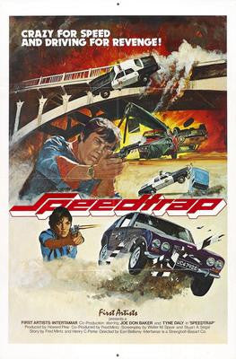 Speedtrap Movie Poster 24x36 - Fame Collectibles