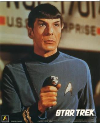 Spock Movie Poster 24in x 36in - Fame Collectibles