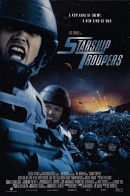 Starship Troopers Movie Poster 24x36 - Fame Collectibles