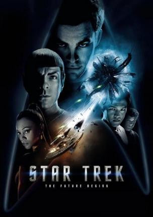 Star Trek 2009 Movie Poster 24x36 - Fame Collectibles