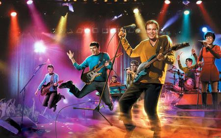 Star Trek Concert Poster 24x36 - Fame Collectibles