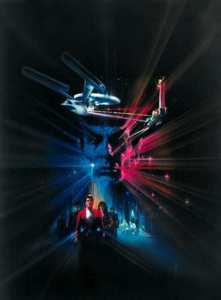 Star Trek Search For Spock Movie Poster 24x36 - Fame Collectibles