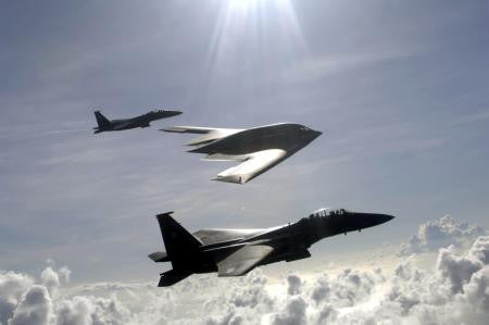 Stealth Bomber Poster 24x36 - Fame Collectibles