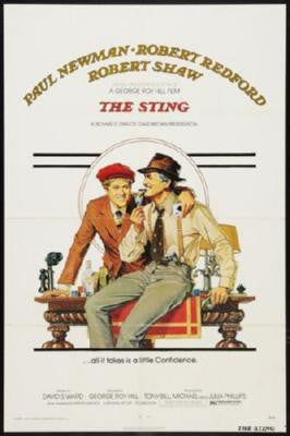 Sting The Poster 24inx36in - Fame Collectibles