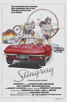Stingray Movie Poster 24x36 - Fame Collectibles