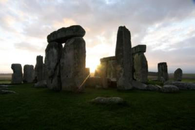 Stonehenge Poster 24in x 36in - Fame Collectibles
