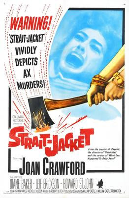 Strait Jacket Movie Poster 24x36 - Fame Collectibles