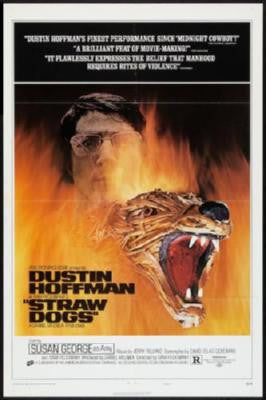 Straw Dogs Movie Poster 24in x 36in - Fame Collectibles