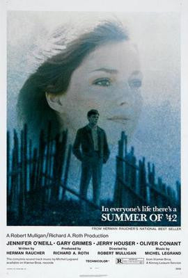 Summer Of 42 Movie Poster 24x36 - Fame Collectibles