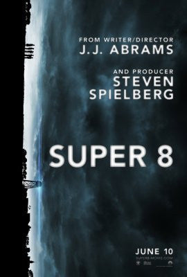 Super 8 Movie Poster 24x36 - Fame Collectibles